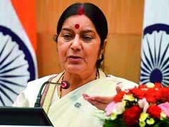 VK Singh To Address Complaints Of Distressed Indians, Says Sushma Swaraj