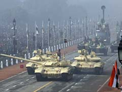 India Showcases Military Might On Republic Day, French Troops Participate