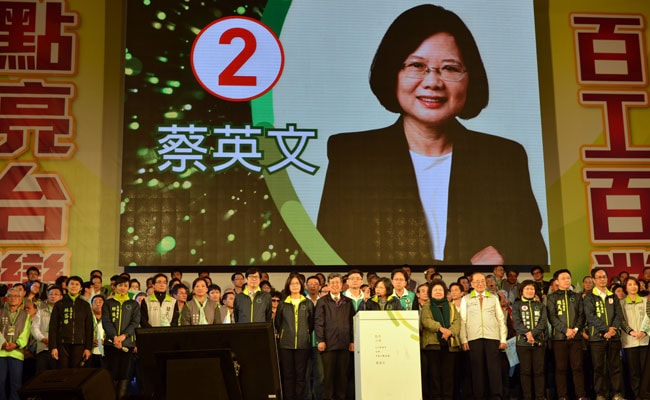 'Super Weekend' Rallies In Taiwan Ahead Of Presidential Vote