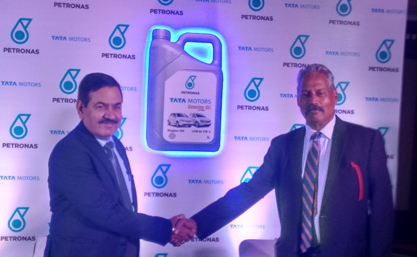 Tata Motors Joins Hands With Petronas to Launch Engine Oil in India