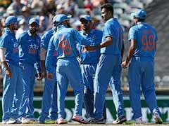 Team India slips to third position in ICC Ranking