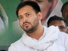 Bihar Government Concentrating On Development Agenda, Says Tejaswi Yadav