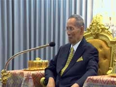 Thai King Recovering From Infection, Swollen Lung: Palace