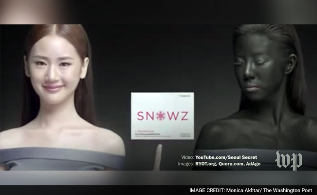 This Terrible Thai Skin Whitening Ad Is A Symptom Of A Larger Problem
