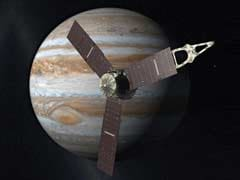 NASA's Solar-Powered Spacecraft To Jupiter Breaks Distance Record