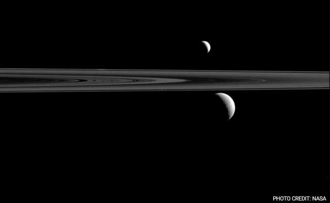 Why This Picture Of Three Moons Looks Like A Picture Of Two