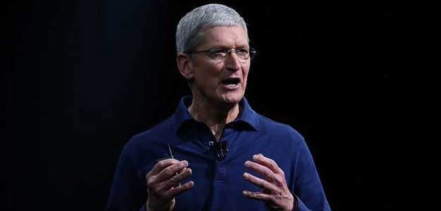 As of September 26, Cook held about 3.1 million Apple shares that have not vested, potentially enabling him to earn over $310 million based on the stock's current price.