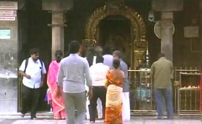 Tamil Nadu Challenges Court Order On Dress Code For Entering Temples