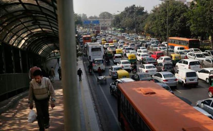 US-Based Study Shows 18% Reduction in Pollutants During Odd-Even Test Period