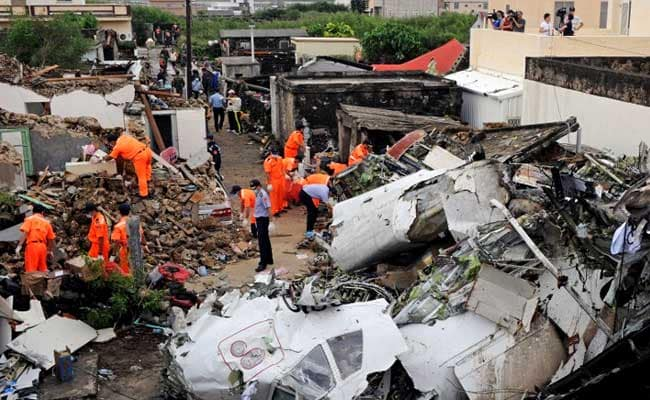 Taiwan Acquits Two Over Deadly 2014 Transasia Crash