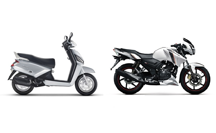 Mahindra Two Wheelers, TVS to Unveil New Products This January