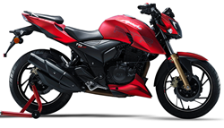 TVS Apache RTR 200 4V Specifications Leaked Ahead of Official Launch