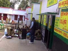 Classroom In Uttar Pradesh School Turned into Toilet For Official's Visit