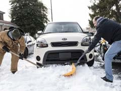 Mom, 1-Year-Old In Car Killed By Carbon Monoxide As Dad Clears Snow