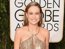 Golden Globes: Brie Larson Wins Best Actress Drama For Room