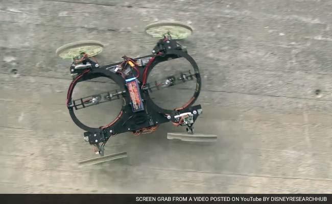 New Lightweight Robot 'VertiGo' Can Climb Walls!