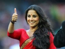 Vidya Balan Discharged From Hospital, Thanks Fans For 'Love and Prayers'