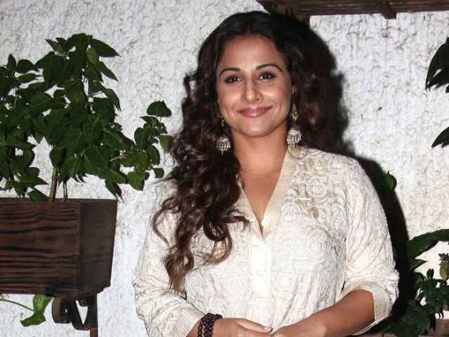 Vidya Balan is 'Recovering Well,' Might Be Discharged on New Year's ...
