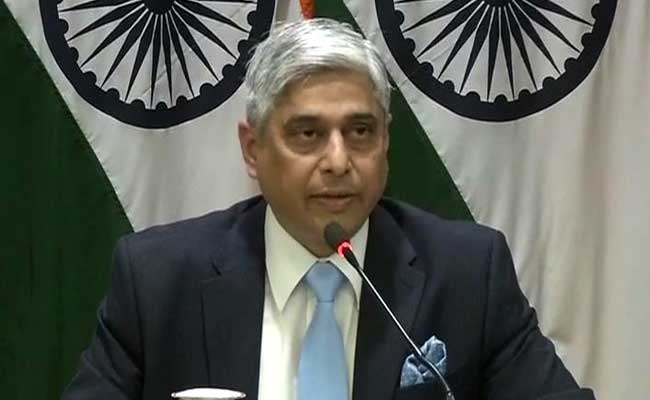 भारत-पाक विदेश सचिव वार्ता की नई तारीख जल्द, पाक सही रास्ते पर चल रहा है : भारत