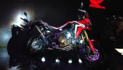 Honda Africa Twin Launch Details Revealed