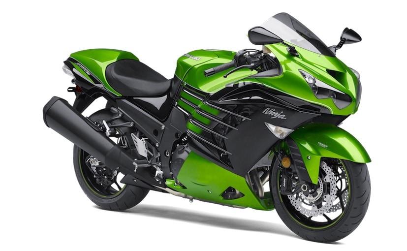 Kawasaki Zxr India