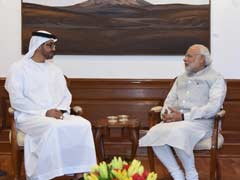 Defence, Energy And More On Plate As PM Modi Hosts UAE Crown Prince