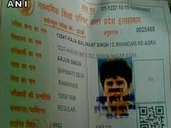 Agra Student Gets Exam Admit Card, Finds Arjun Tendulkar's Photo on it
