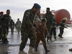 Suicide Bomber In Afghan City Kills 3, Wounds 14