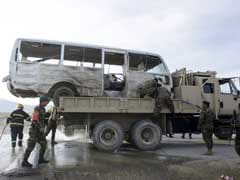 Suicide Bombers In Afghanistan Kill 9, Wound 23