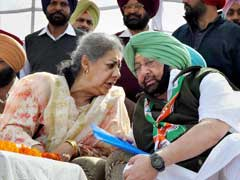 Congress Leader Amarinder Singh Accuses Arvind Kejriwal Of Befooling People