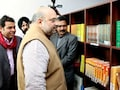 BJP Office Gets Digital Library, RSS Distributes Books On Its Ideology In Delhi