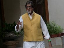 The Moment Amitabh Bachchan Was Asked For a Selfie in a Washroom