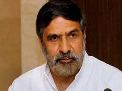 JNU विवाद : आनंद शर्मा का आरोप 'ABVP कार्यकर्ताओं ने शारीरिक रुप से हमला किया'