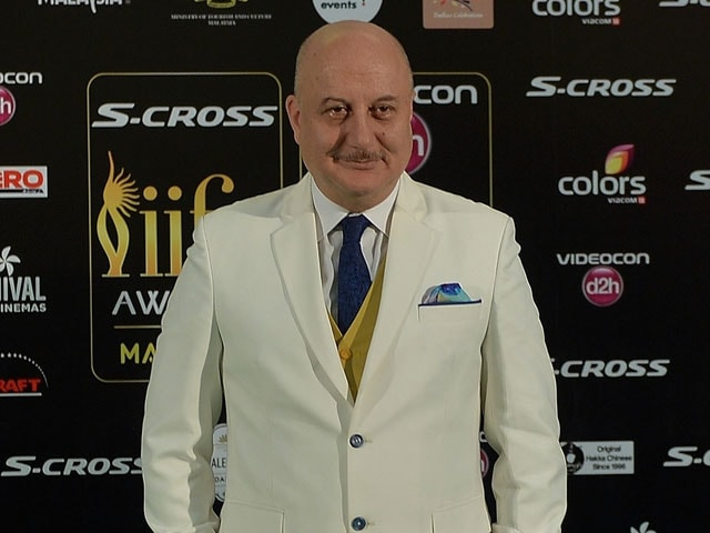 Anupam Kher 'Denied Visa' by Pakistan, Official Says he Never Applied