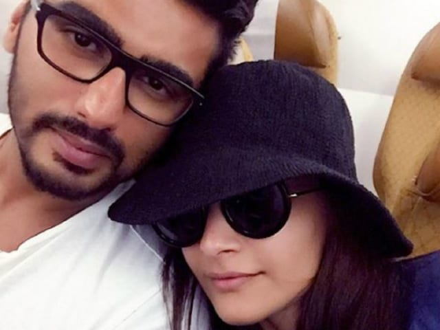 Why Arjun Kapoor Has 'Not Been Able' to Watch Sonam's Neerja