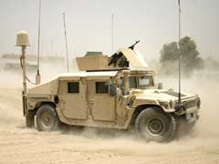 Taliban Attack Afghan Post Using Stolen Army Humvees