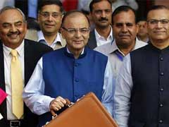 Rs 1.10 Lakh Crore Needed In Budget For OROP, Pay Panel: Arun Jaitley