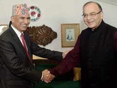 Nepal Finance Minister Meets Arun Jaitley, Discusses Bilateral Trade