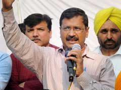 Sukhbir Badal Misleading People On Drug Menace In Punjab: Arvind Kejriwal