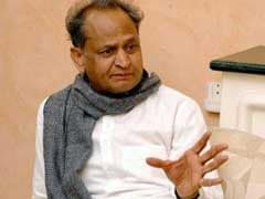 Ashok Gehlot Accuses Vasundhara Raje Of Misleading People Of Rajasthan