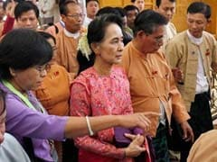 Nominees For Myanmar's Next President To Be Known On March 17