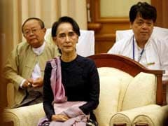 Myanmar's Aung San Suu Kyi 'Angry At Being Interviewed By Muslim'