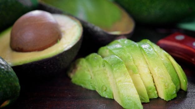 avocado skin healthy fats