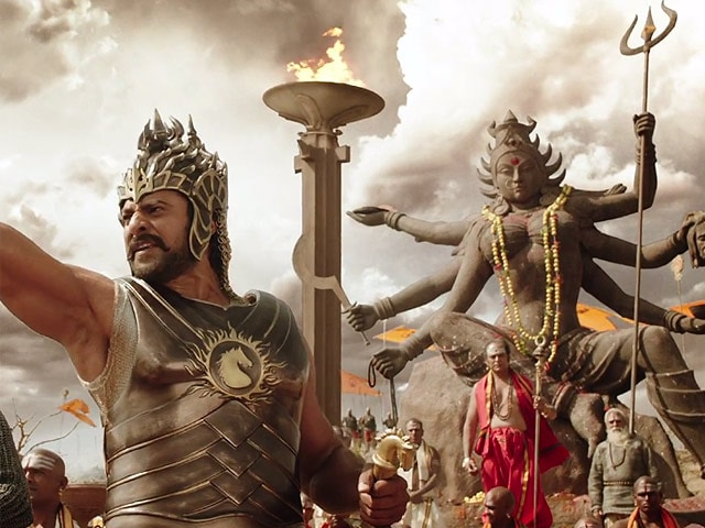 Baahubali: The Conclusion is on Track, Says SS Rajamouli