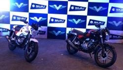 Bajaj V, Made of INS Vikrant's Scrap Metal, Unveiled in India; Launch in FY 2015-16