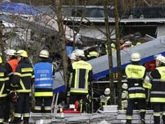 10 Dead, 81 Injured In Germany's Bavaria Train Crash