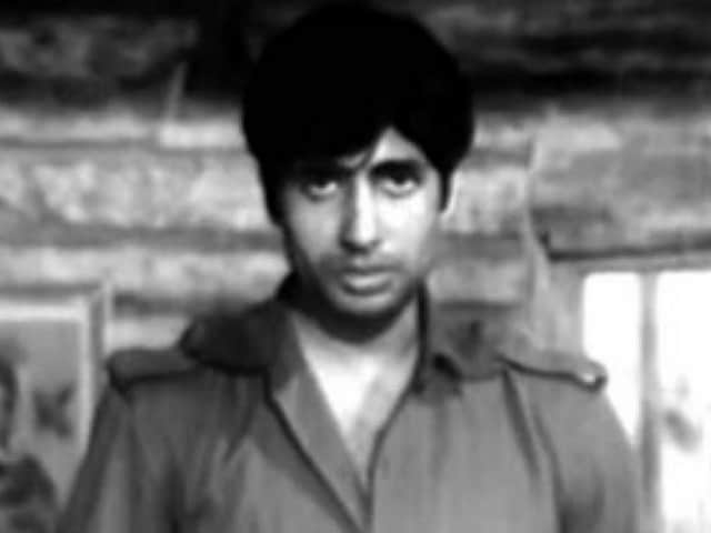 can you guess when amitabh bachchan auditioned for his
