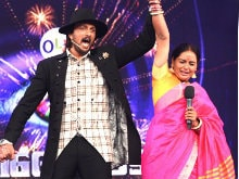 Actress Shruthi Wins Sudeep's <I>Bigg Boss 3</i> Kannada