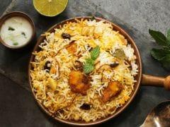 From the Kitchens of Hyderabad's Nizams: Haleem, Biryani and More