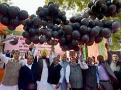Arvind Kejriwal Completes One Year In Office: BJP Observes 'Black Day'